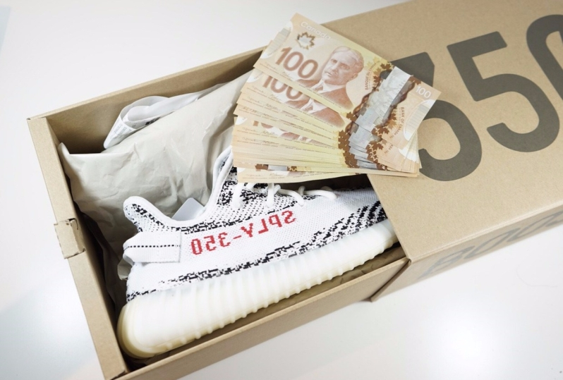Netmagnetism - Yeezy Adidas Sole Exchange