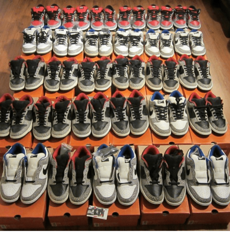 Nike Dunk Supreme SB Group Shot
