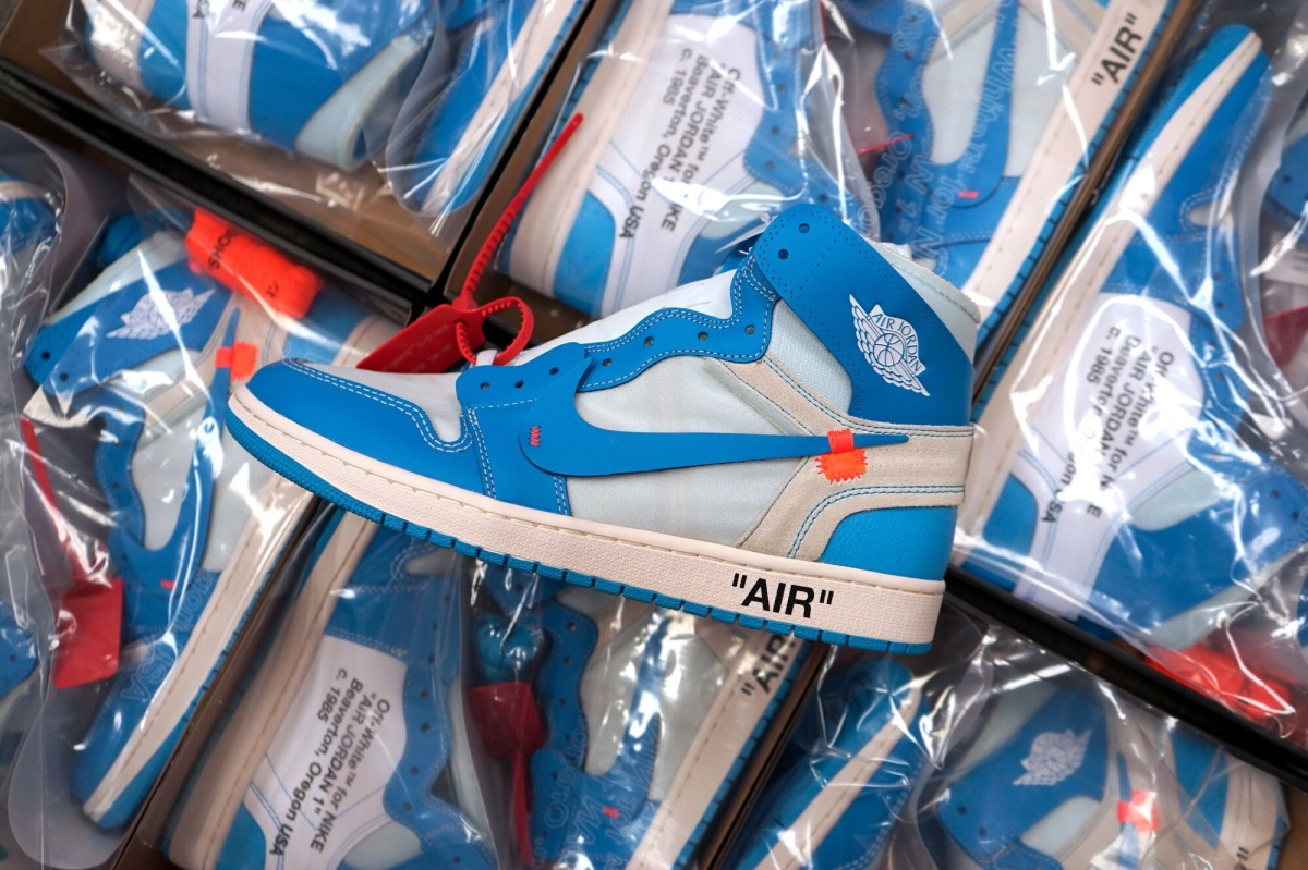 newest 89f41 f7843 Price Expectation – Nike Air Jordan 1 OFF White UNC