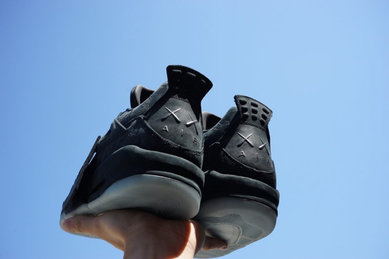 045a87c7010f47 2017 was a pretty crazy year for Nike x Jordan as we saw quite a few hyped  releases drop with one being the Nike Air Jordan 4 collab with KAWS.