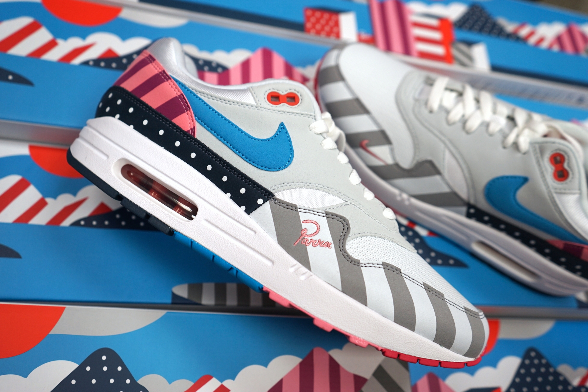 release date ca6ff 5d624 Price Expectation – Nike Air Max 1 Parra