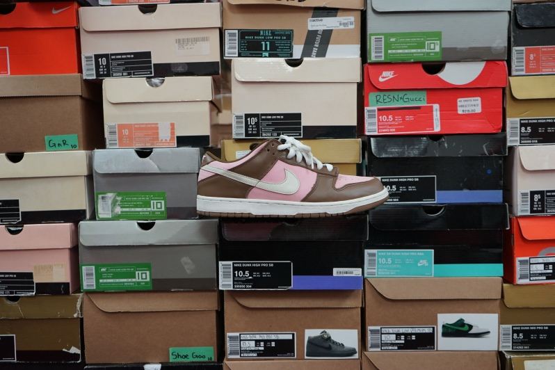 Nike Dunk SB Cherry Stussy Netmagnetism